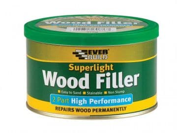 2-Part High-Performance Wood Filler Light Stainable 500g